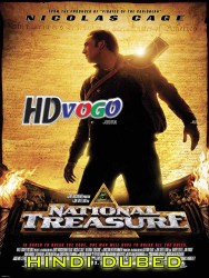 National Treasure 2004 in HD Hindi Dubbed Full Movie
