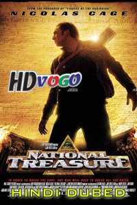 National Treasure 2004 in HD Hindi Dubbed Full Movie