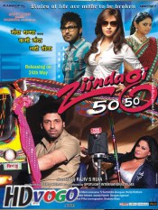 Zindagi 50 50 2013 in HD Hindi Full Movie