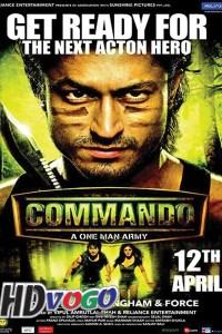 Commando 2013 in HD Hindi Full Movie