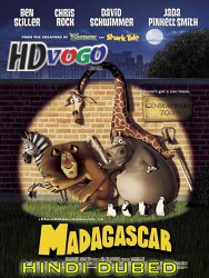 Madagascar 2005 in HD Hindi Dubbed Full Movie