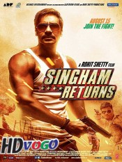 Singham Returns 2014 in HD Hindi Full Movie