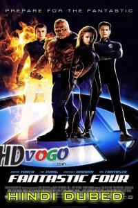 Fantastic Four 2005 in HD Hindi Dubbed Full Movie