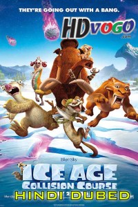 Ice Age Collision Course 2016 in HD Hindi Dubbed Full Movie