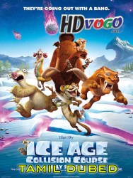 Ice Age Collision Course 2016 in HD Tamil Dubbed Full Movie
