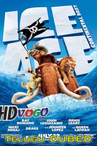 Ice Age Continental Drift 2012 in HD Telugu Dubbed Full Movie
