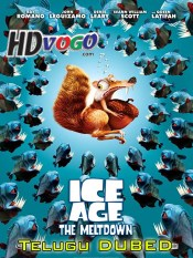 Ice Age The Meltdown 2006 in HD Telugu Dubbed Full Movie