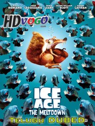 Ice Age The Meltdown 2006 in HD Telugu Dubbed Full MOvie