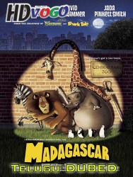 Madagascar 2005 in HD Telugu Dubbed Full Movie
