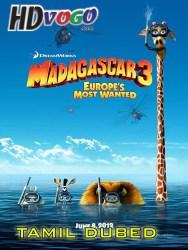 Madagascar 3 2012 in HD Tamil Dubbed Full MOvie