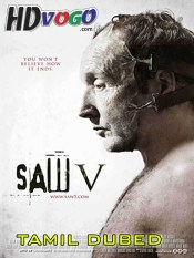Saw V 2008 in HD Tamil Dubbed Full Movie