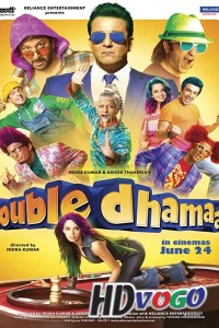 Double Dhamaal 2011 in HD Hindi Full Movie