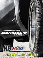 Furious 7 2015 in HD Tamil Dubbed Full Movie