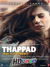 Thappad 2020 in HD Hindi Full Movie