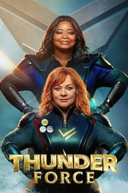 Thunder Force (2021) Hindi Dubbed Netflix