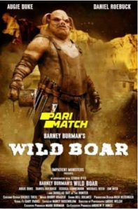 Wild Boar (2019) Hindi Dubbed Full Movie