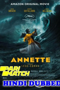 Annette 2021 HD Hindi Dubbed Full Movie
