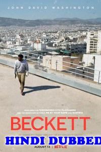 Beckett 2021 HD Hindi Dubbed Full Movie