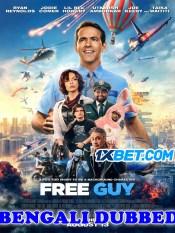 Free Guy 2021 Bengali Dubbed Full Movie
