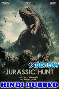 Jurassic Hunt 2021 HD Hindi Dubbed