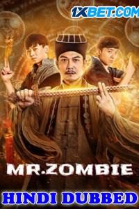 Mr Zombie The Venomous Parasite 2021 HD Hindi Dubbed