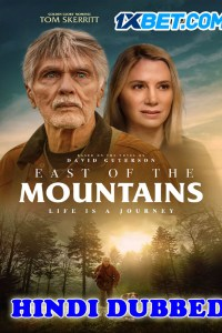 East of the Mountains 2021 Hindi Dubbed