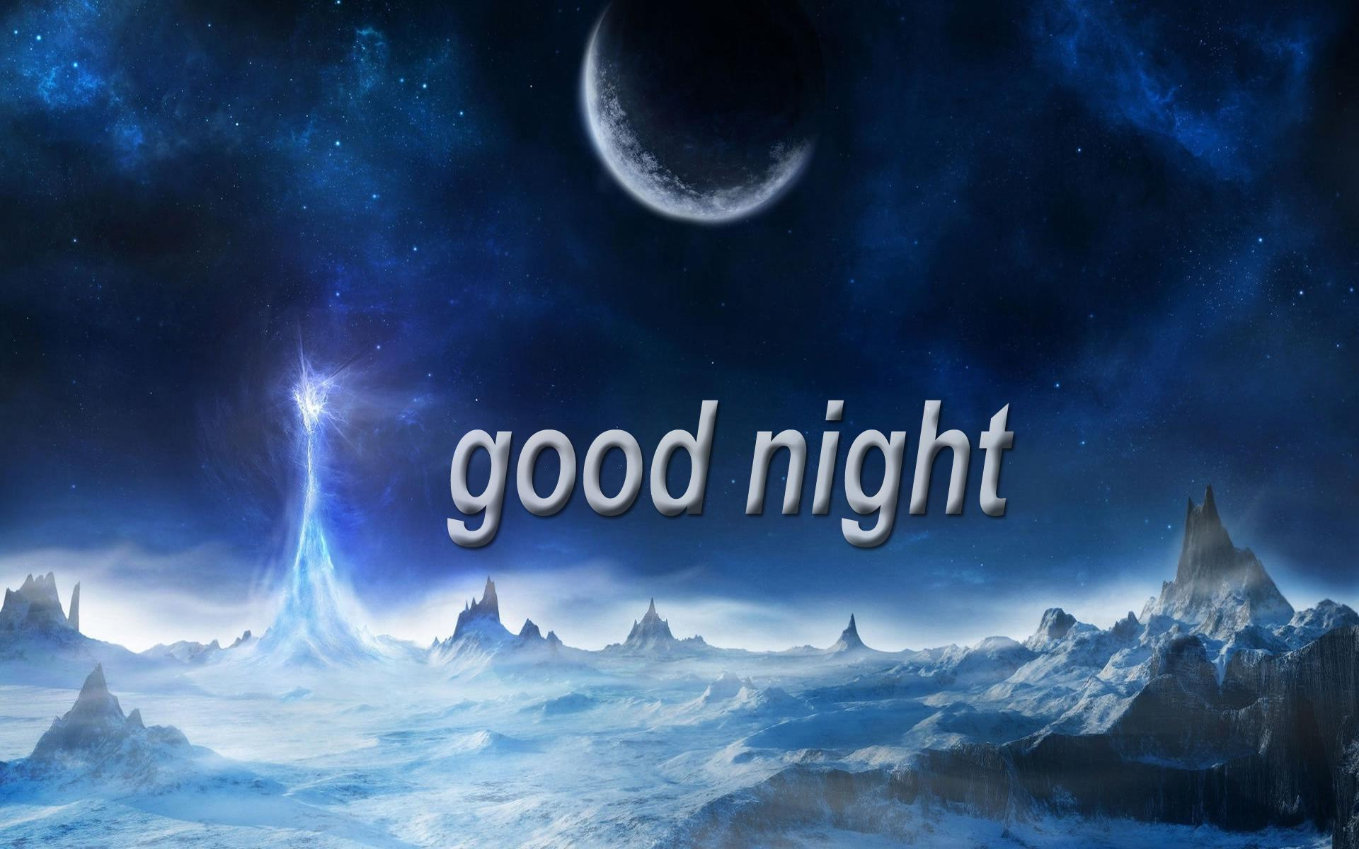 Good Night Wallpapers Pictures Images