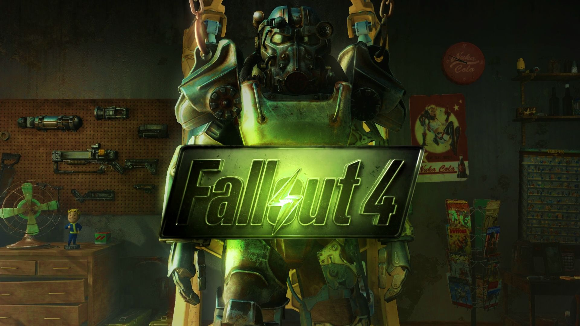 Fallout 4 Wallpapers  Pictures  Images     Fallout 4 Wallpaper