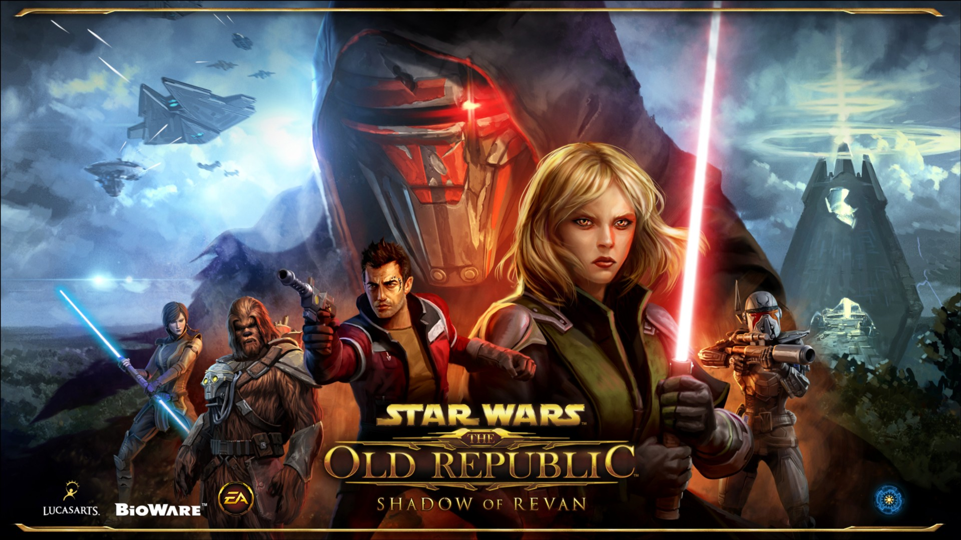 Star War The Old Republic Logo