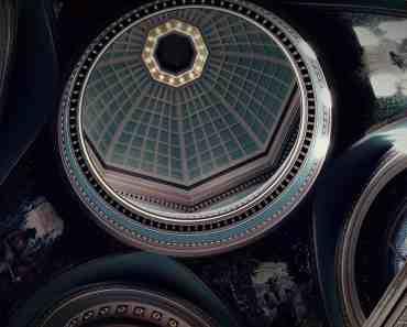Parliament Building Ceiling