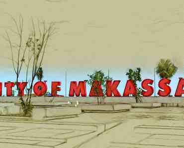 City of Makassar Retro