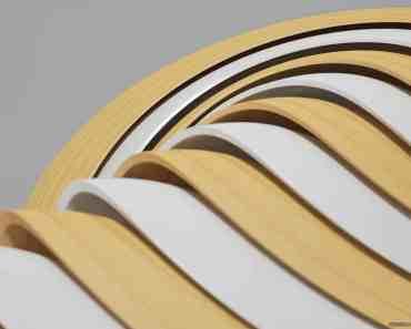 Wood & White Shapes 7
