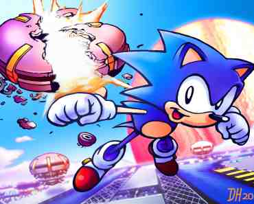 """Sonic CD """"Special Stage"""""""