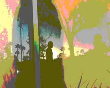 Sixties silhouette
