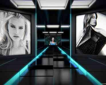 Neon Light Room v2