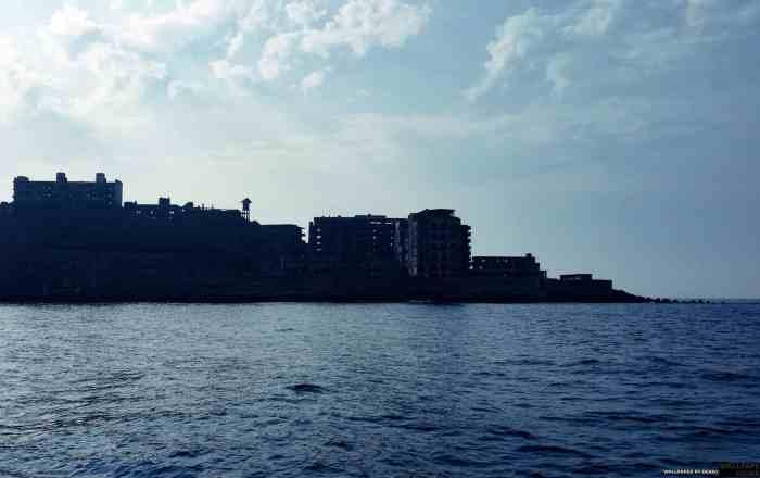 Gunkanjima-Battleship-Island
