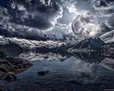 Garibaldi Glacier Lake