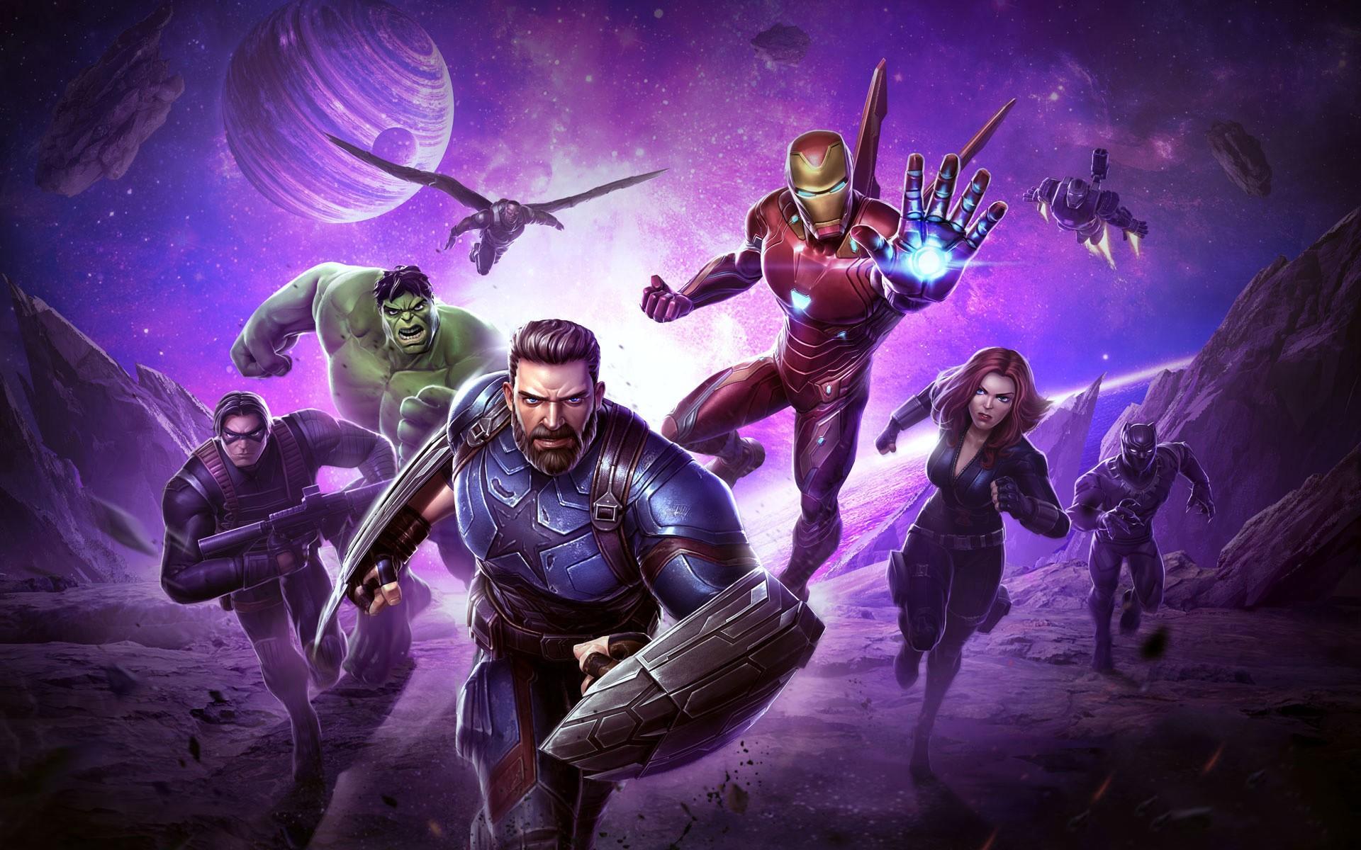 Infinity Wallpapers War Captain Hd America