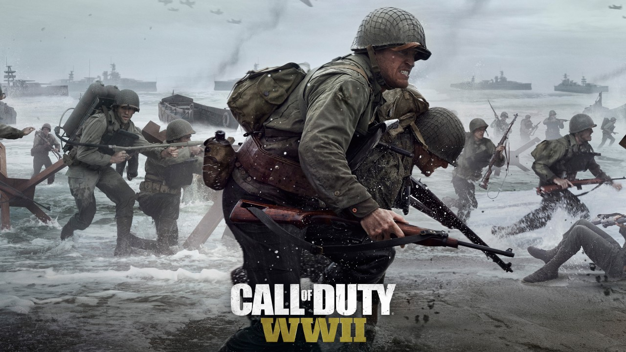 Call Of Duty WWII 2017 Wallpapers HD Wallpapers ID 20308