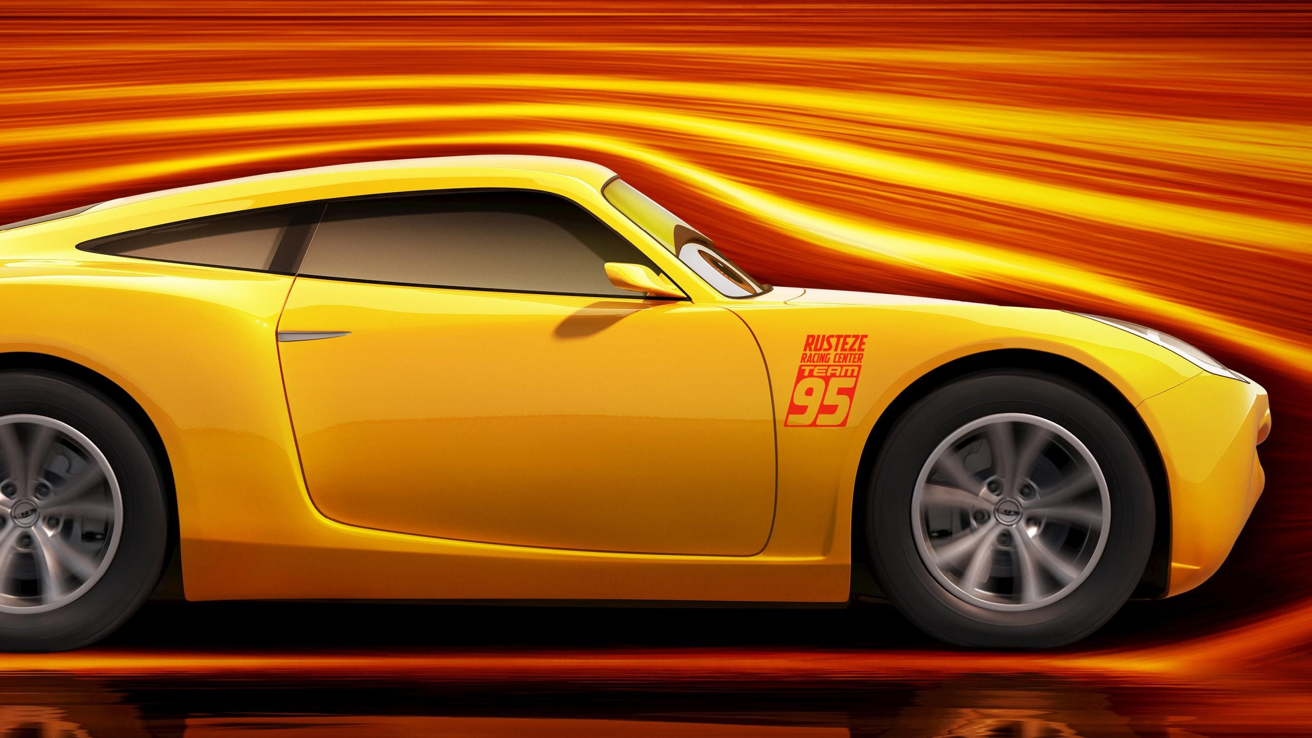 Cars 3 Cruz Ramirez Wallpapers HD Wallpapers ID 19961