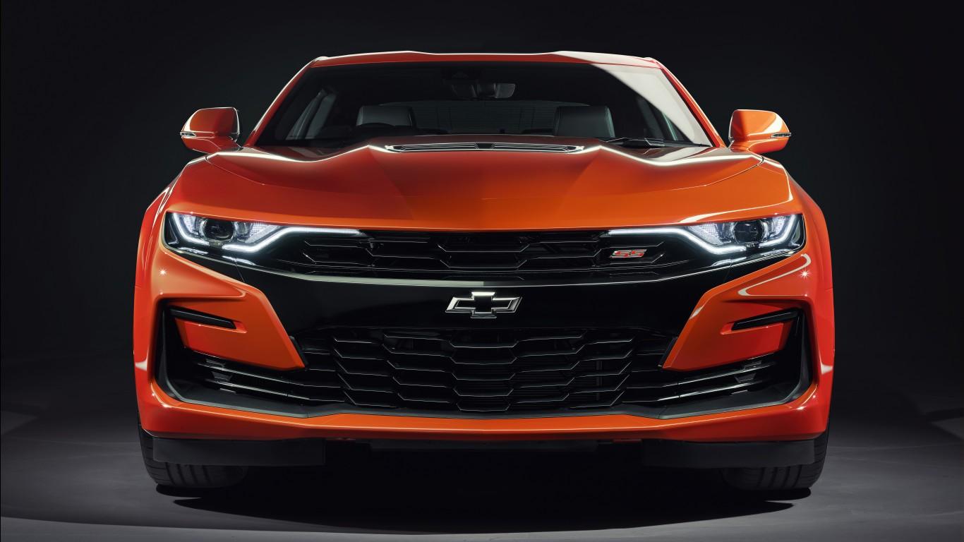Chevrolet Camaro 2ss 2019 4k 8k Wallpapers Hd Wallpapers