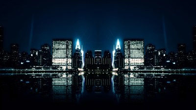 City Night Reflections Wallpapers | HD Wallpapers | ID #11466