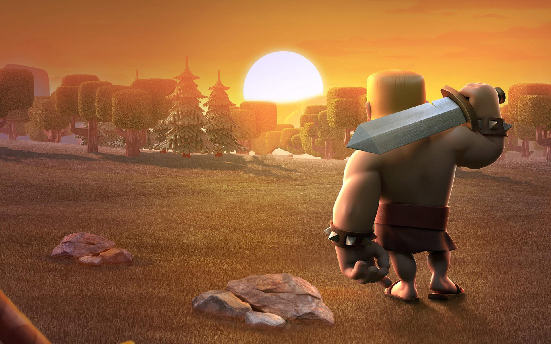 Clash Of Clans Wallpapers HD Wallpapers ID 20210