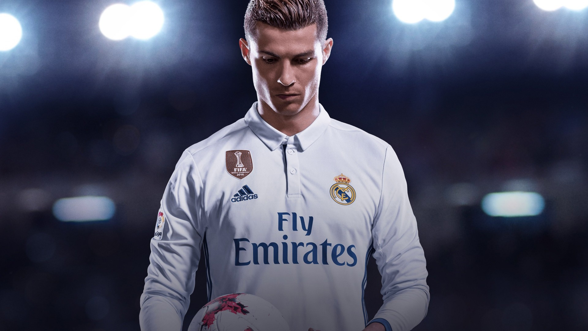 Cristiano Ronaldo FIFA 18 Wallpapers HD Wallpapers ID