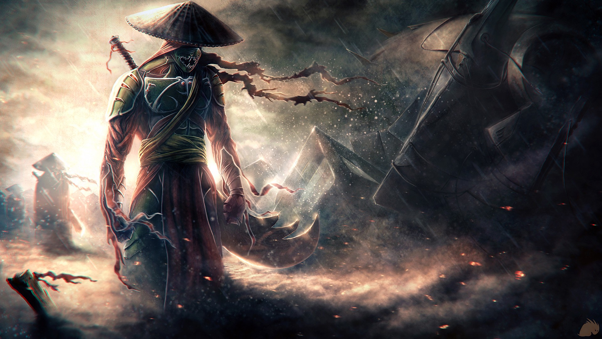 Eclipse Warrior Wallpapers HD Wallpapers ID 12453