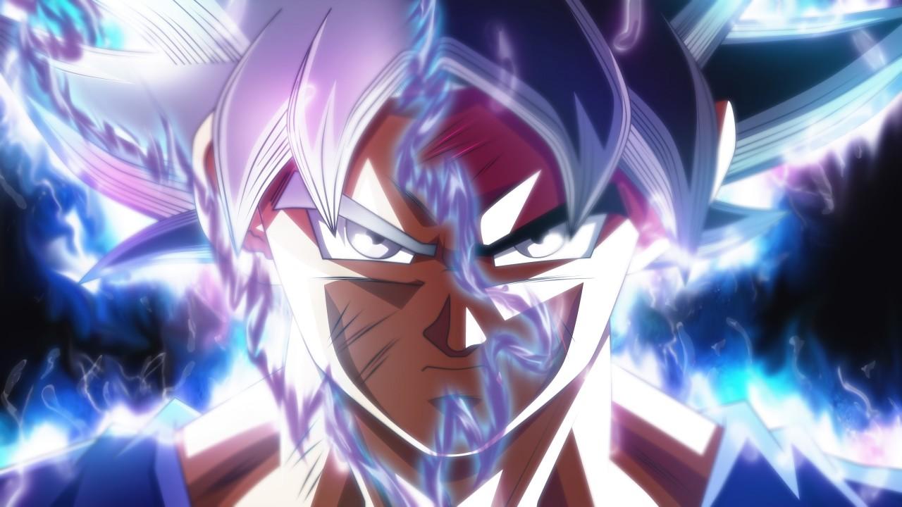 Goku Ultra Instinct Dragon Ball Super 5k Wallpapers Hd