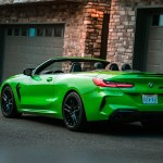 Green 2020 Bmw M8 Competition Cabrio 4k 5k Hd Cars Wallpapers Hd Wallpapers Id 43723