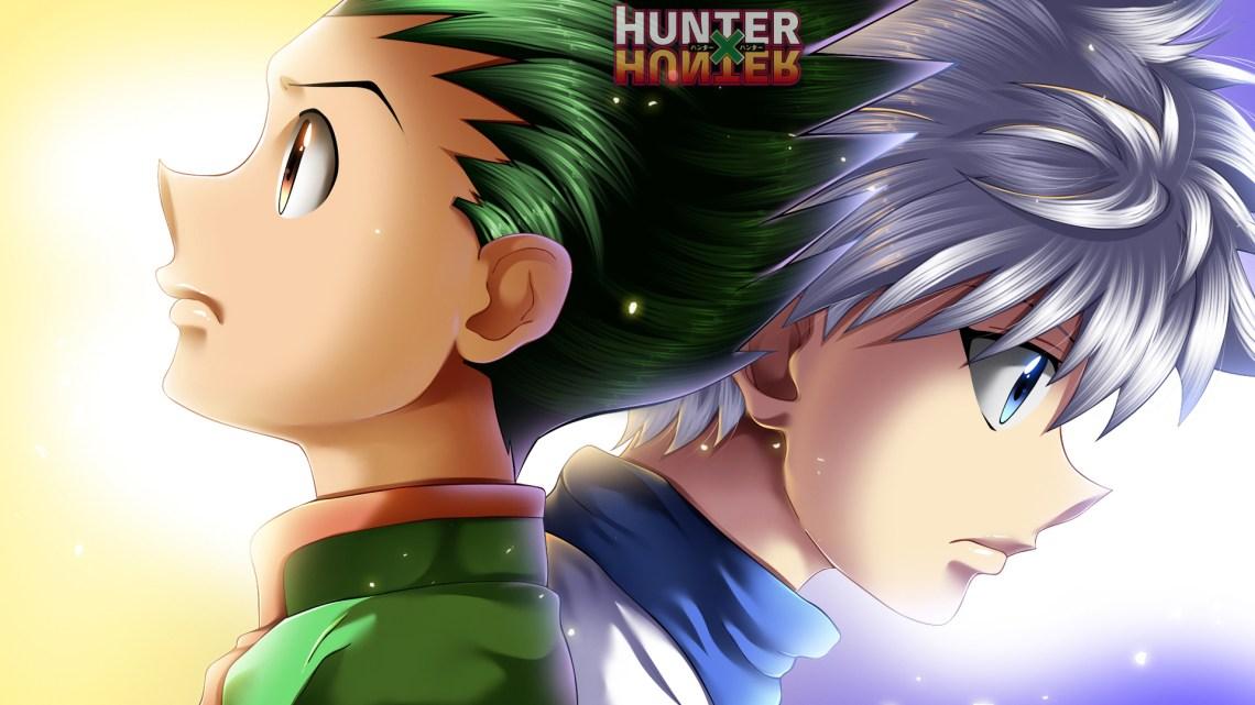Hunter X Hunter Gon And Killua 3 Hd Anime Wallpapers Hd Wallpapers Id 37470