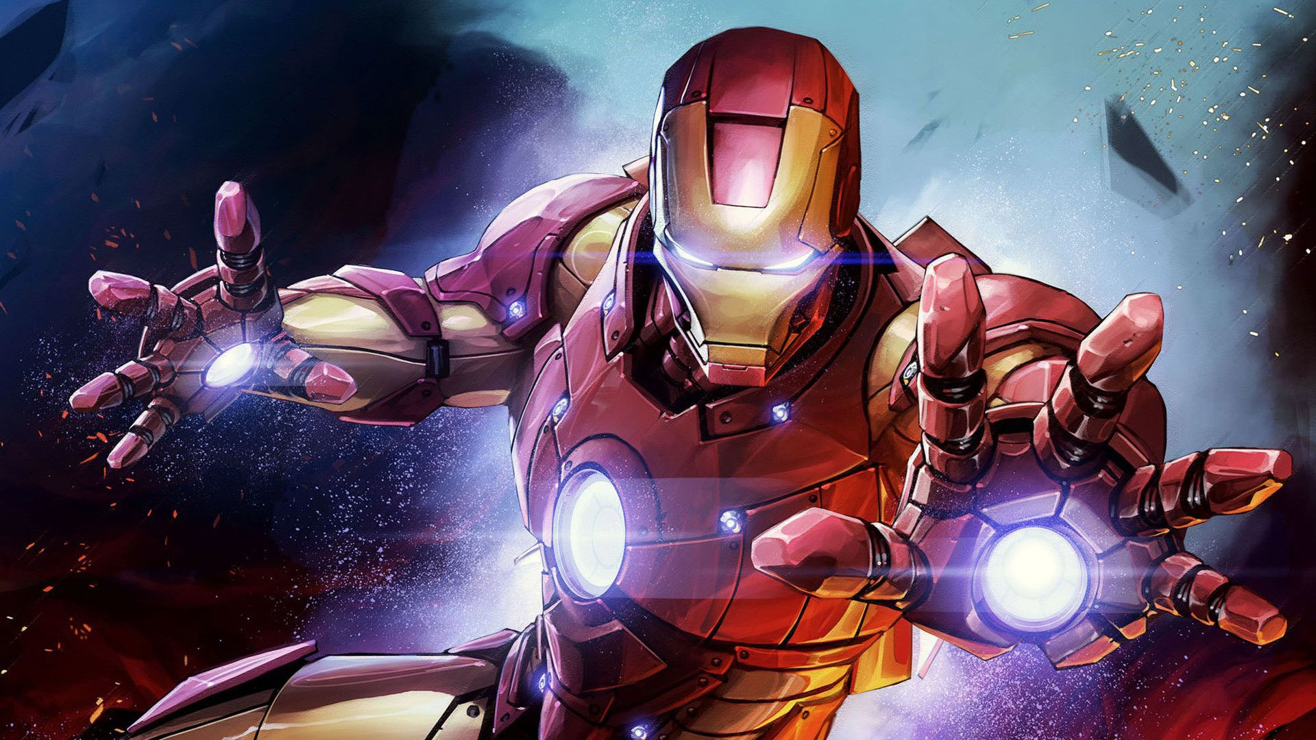 Iron Man Wallpapers HD Wallpapers ID 23706