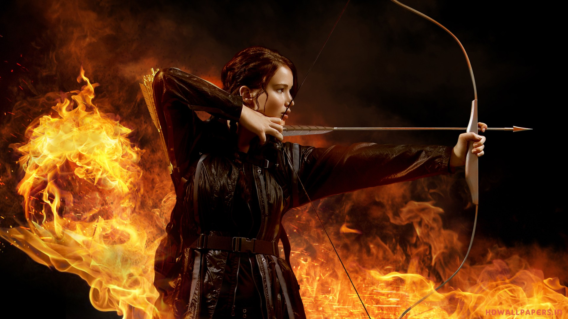 Jennifer Lawrence In The Hunger Games Wallpapers HD Wallpapers ID 12234